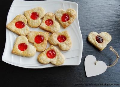 Życie zaczyna się w kuchni : Kruche ciasteczka cukrem