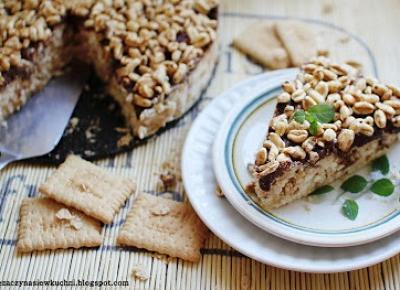 Życie zaczyna się w kuchni : Kinder Country- szybkie ciasto bez pieczenia