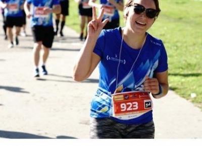 Półmaraton - moje przemyślenia - Żyj nie biadol