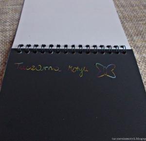 Tuczarnia Motyli: Scratch paper note